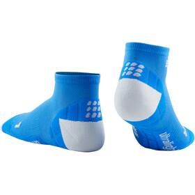 cep 3.0 Low Cut Socks Women blue/grey